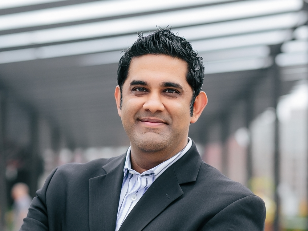 Haril Pandya, principal & director of asset strategy, CBT Architects
