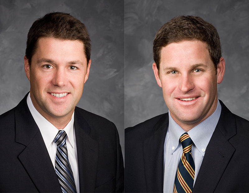Ryan Sullivan and Jeff Nichols, CBRE