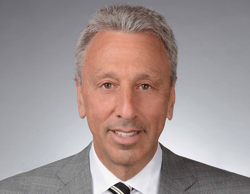 Barry Gosin, CEO of Newmark Knight Frank