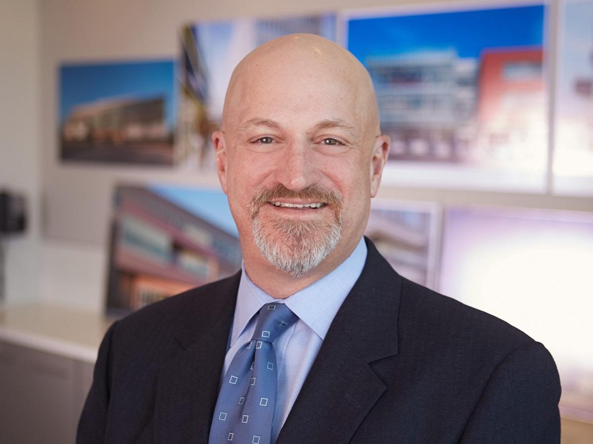 Gordon Sudbeck, vice president of leasing, Noddle Cos. (Image courtesy of Noddle Cos.)