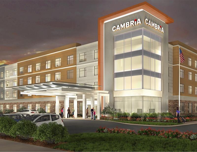 Cambria Hotel Minneapolis-Saint Paul Airport
