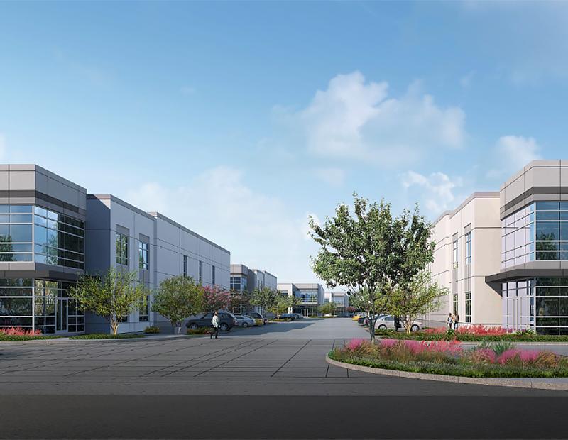 Shea Business Center, Santa Ana, Calif.