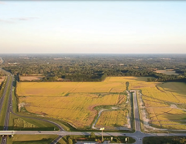South Afton Industrial Park in Clermont County