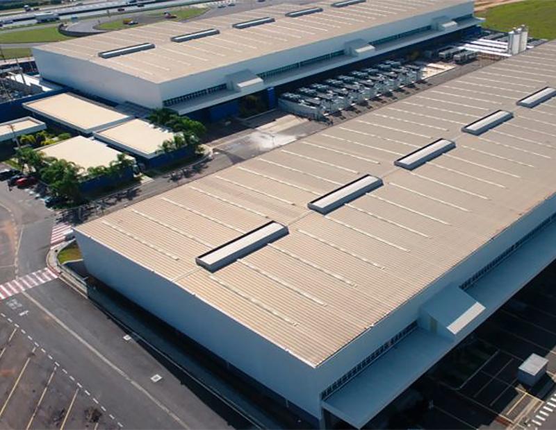 Ascenty data center in Brazil