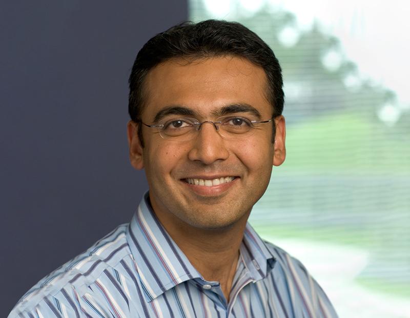 Mihir Shah, co-CEO of JLL Spark