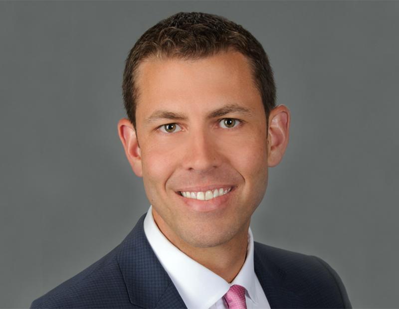 Adam Mullen, CBRE Americas Leader of Industrial & Logistics