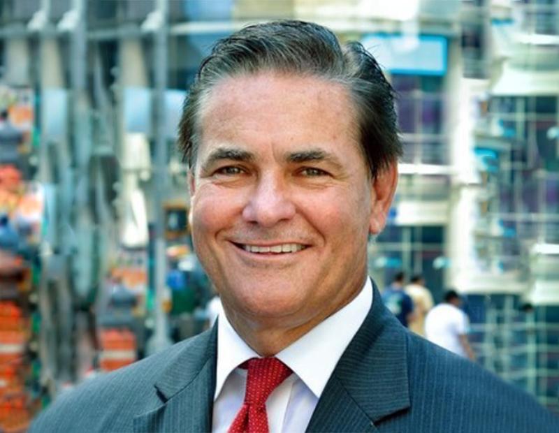 Del Markward, president & CEO of Markward Group
