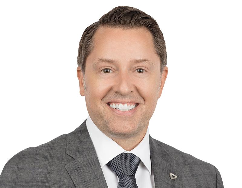 Robert Thornburgh, executive vice president, Kidder Mathews