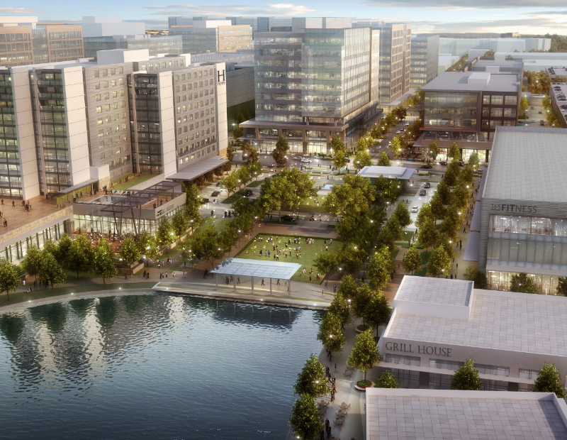 CityPlace at Springwoods Village
