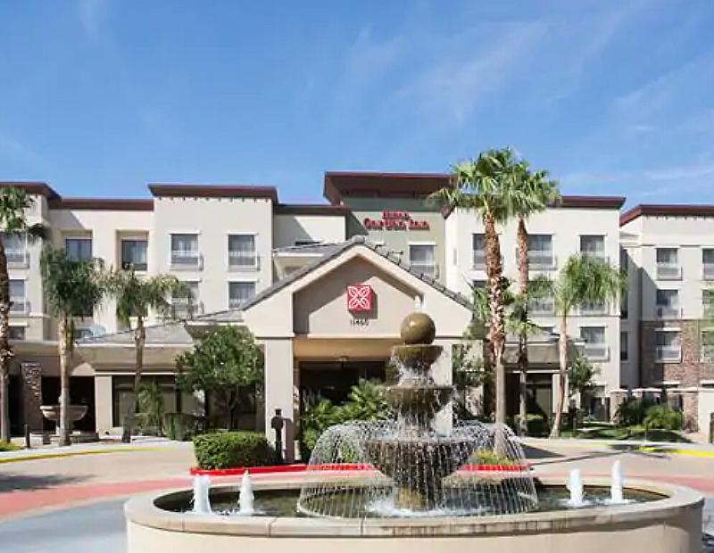 The Hilton Garden Inn Phoenix Avondale