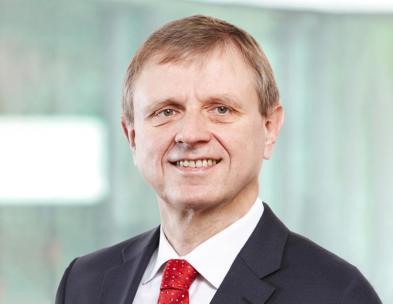 Wolfgang Kubatzki, managing director at Scope Investor Services
