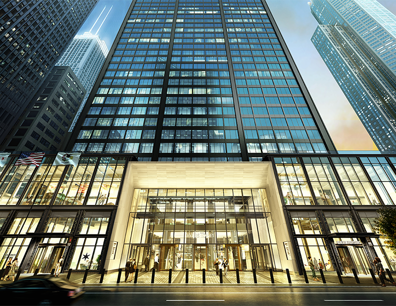 Willis Tower (Image courtesy of Willis Tower)