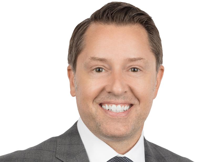 Robert Thornburgh, executive vice president of brokerage, Kidder Mathews