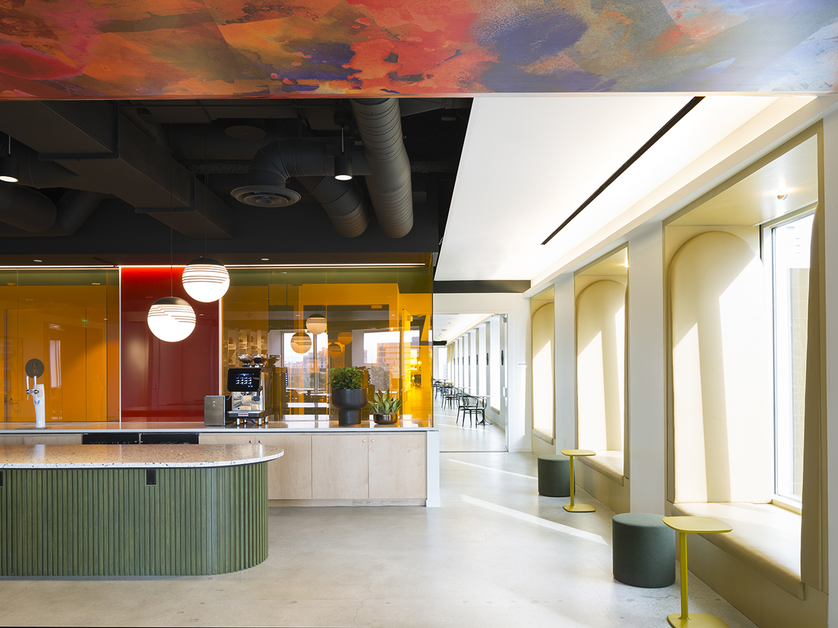 Featuring 12,000 square feet of meeting, event and workspace in downtown Los Angeles, this property at 777 S. Figueroa St., features an on-site gourmet chef, unlimited snacks and drinks, high-speed Wi-Fi and event planning services