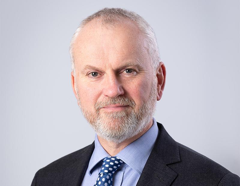 David Bailey, Senior Director & Head of Client Solutions for CBRE Hotels Ltd., London