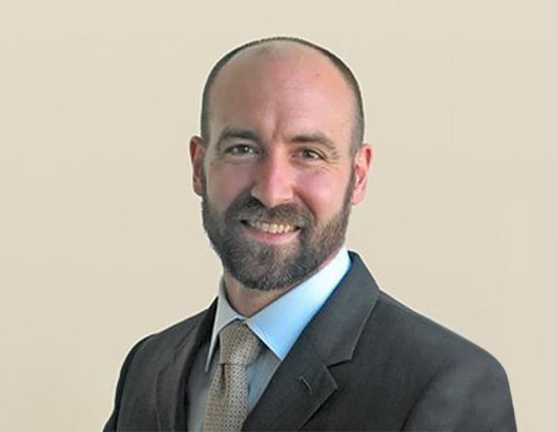 Digital Realty's sustainability head Aaron Binkley