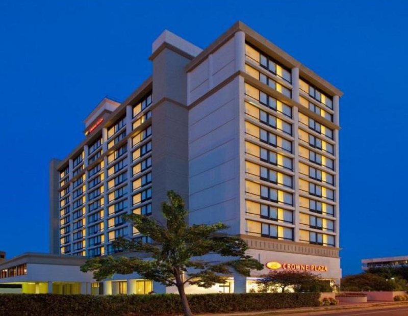 Crowne Plaza Hotel Alexandria