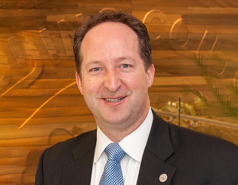 GRESB head of Americas Dan Winters