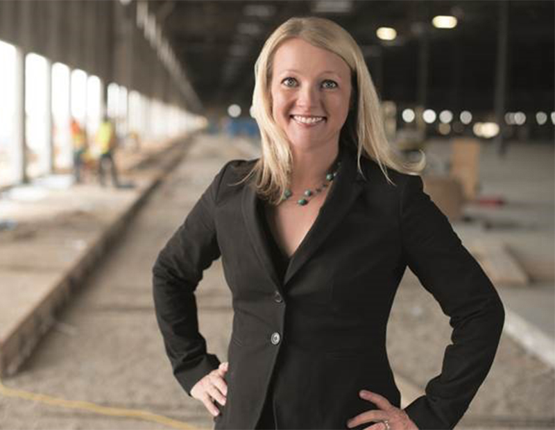 Prologis ESG head Jeannie Renne-Malone