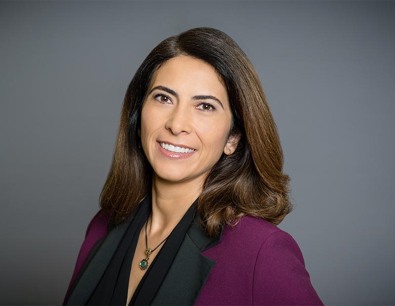 NAREIT Vice President of ESG Fulya Kocak