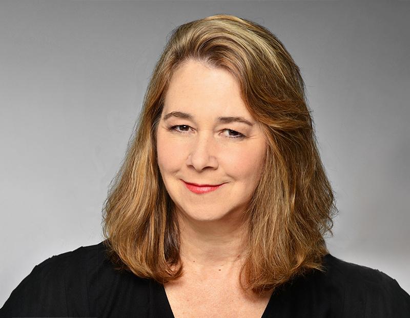 Heitman global research head Mary Ludgin