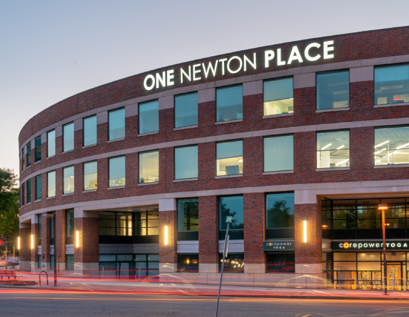 One Newton Place