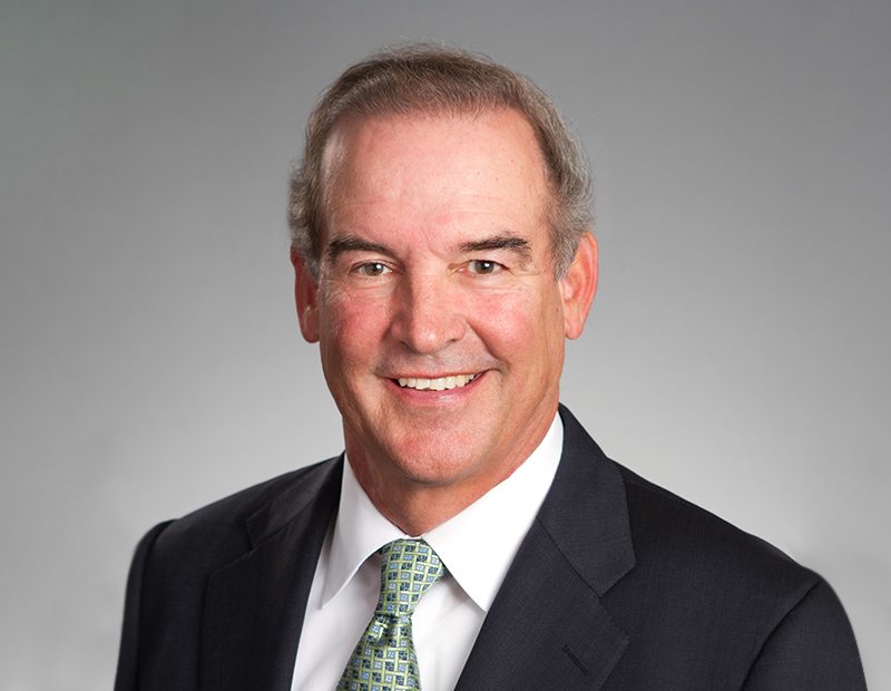 Tom McCahill, Executive Vice President, EverWest Real Estate Investors