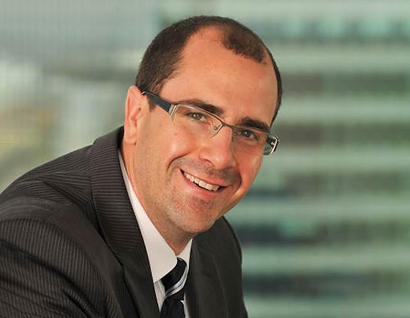 FTSE Russell head of ESG for the Americas Tony Campos