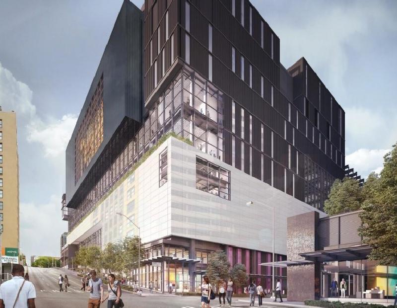 Washington State Convention Center, Summit Expansion