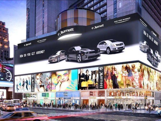 1535 Broadway