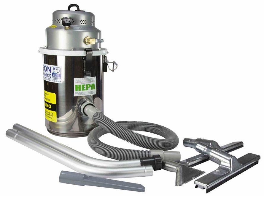 EPV-PN-2G-SS explosion proof pneumatic vacuum. Image courtesy of Larson Electronics