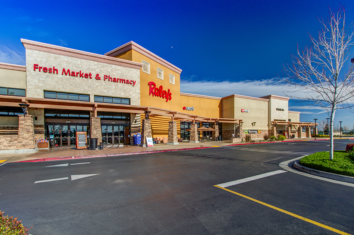 Tracy, Calif.'s Red Maple Village retail center was built in 2009 and is LEED certified with state-of-the-art energy management systems. The 97,591-square-foot asset features tenants such as Anytime Fitness, Wells Fargo and Starbucks.