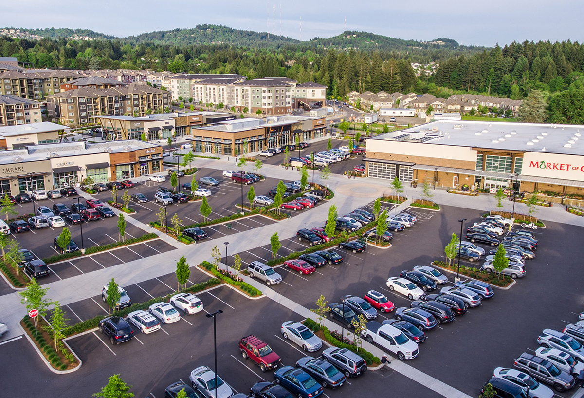 Located in the Portland, Ore. Suburb of Beaverton, the 2015-built Timberland Town Center is situated within a 105-acre master-planned community. Major tenants of the 92,000-square-foot property include Orangetheory Fitness, Market of Choice, Lush Salon & Spa, and Gentle Dental & Orthodontics.