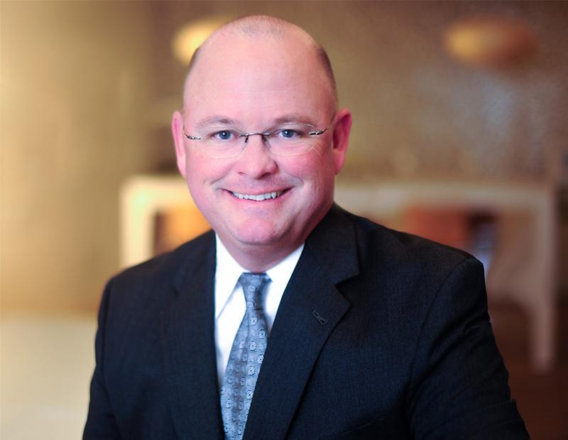 John Turner, Regional VP San Diego, Irvine Co. Image courtesy of Irvine Co.
