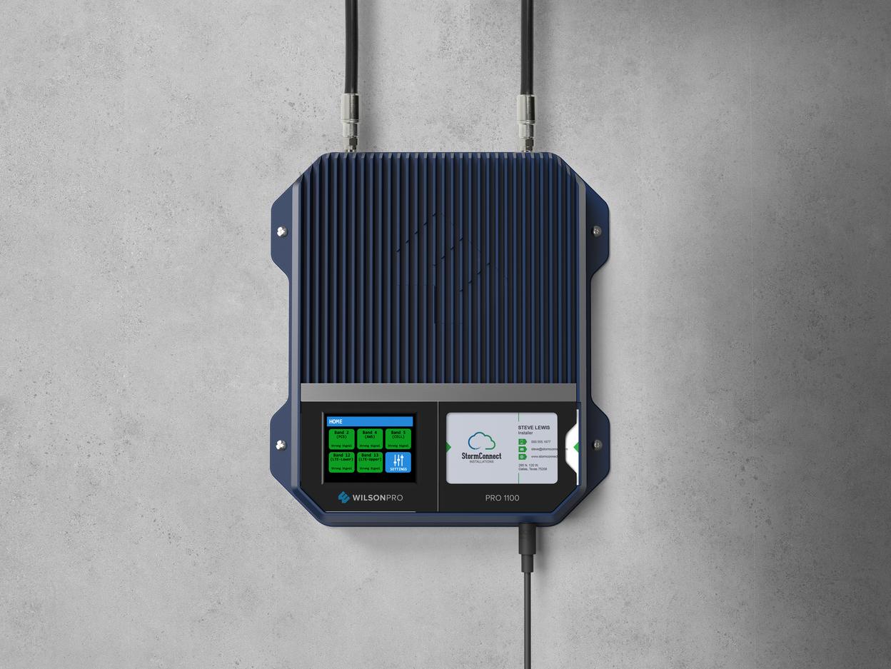 Pro 1100. Image courtesy of Wilson Electronics
