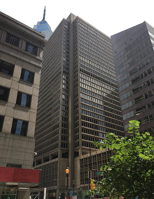 1700 Market Street. Image courtesy of TastyPoutine via Wikimedia Commons