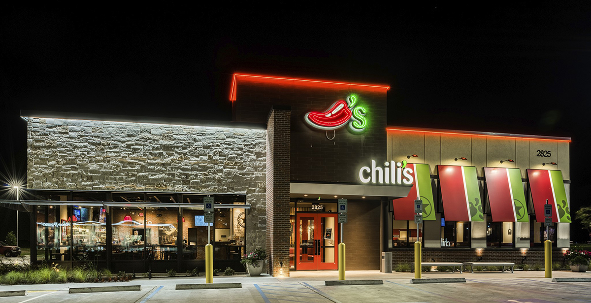 Last year, Four Corners Property Trust signed an agreement with Brinker International Inc. to buy as many as 48 corporate-operated Chili's restaurants in a sale-leaseback deal valued at as much as $156 million. Photo courtesy of Brinker International