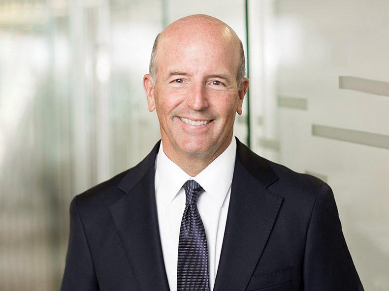 Chuck Schreiber. CEO, KBS