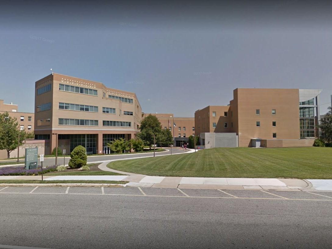 Crozer-Chester Medical Center. Image via Google Street View