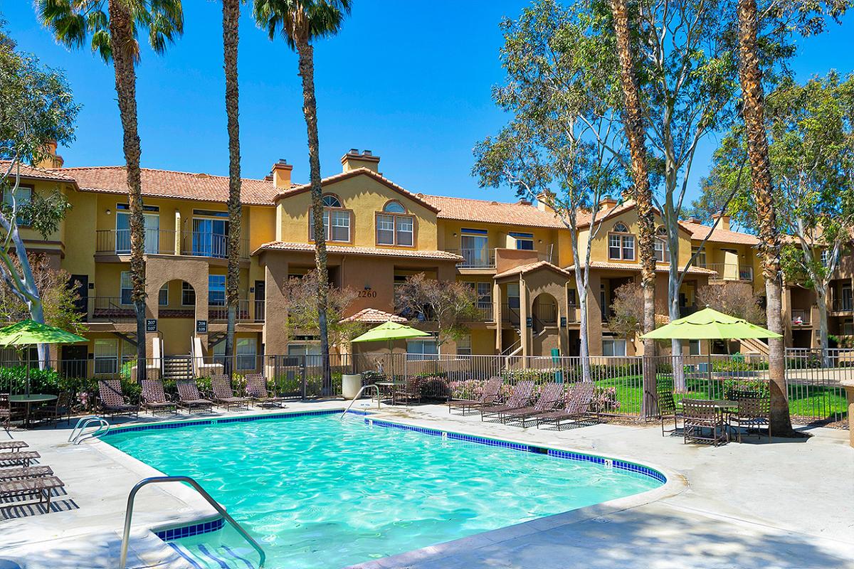 Marquessa Villas, a 336-unit community in Corona, Calif.