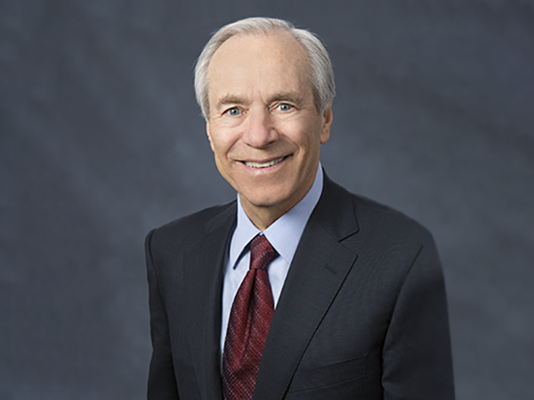 Robert Wislow, Chairman, CBRE Chicago. Image courtesy of Peoria Green Owner LLC