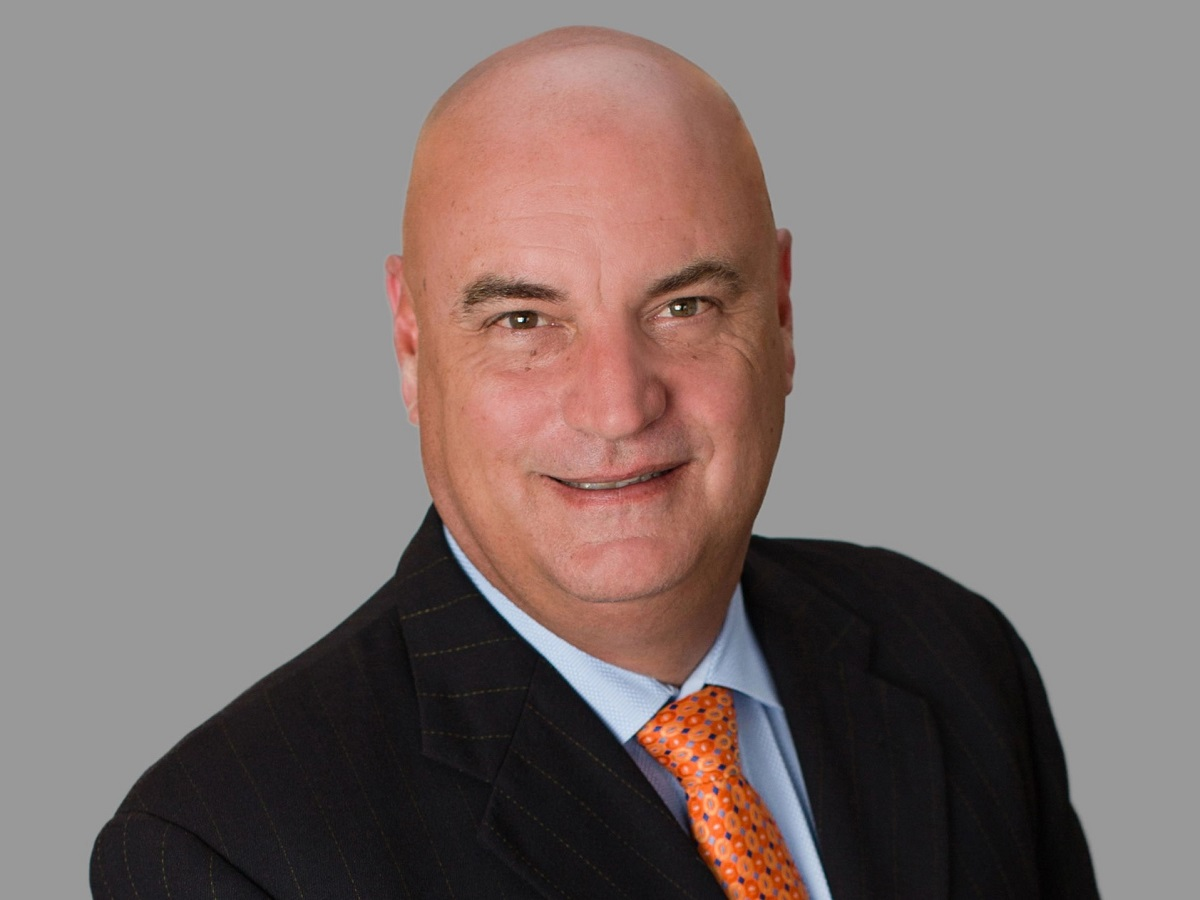 Anthony Graziano, CEO, Integra Realty Resources. Image courtesy of Integra Realty Resources