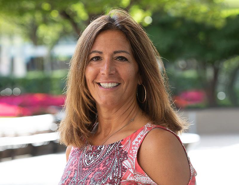 NYPA Senior Program Director Andrea Luongo