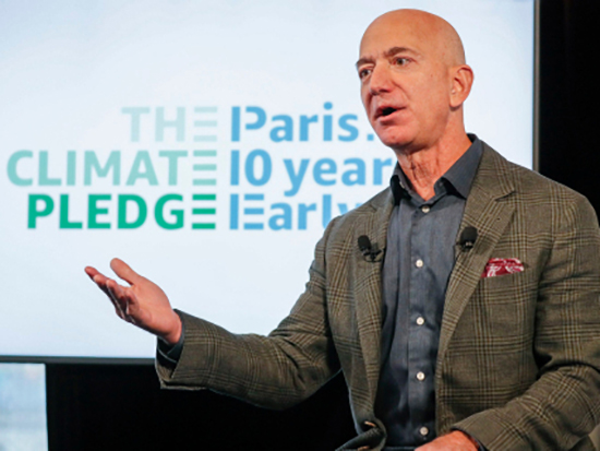 Jeff Bezos, Founder & CEO, Amazon