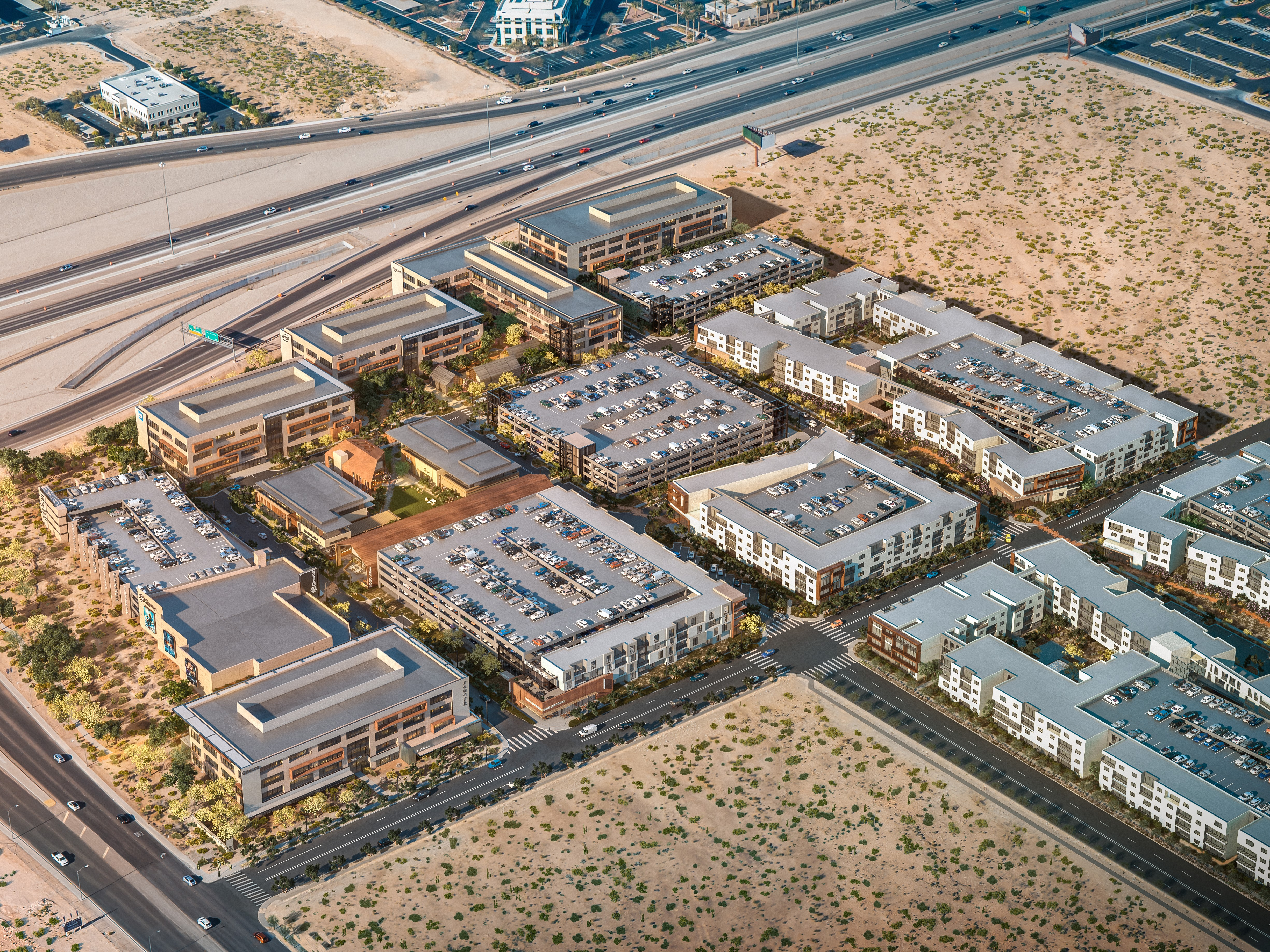 UnCommons. Image courtesy of Matter Real Estate Group