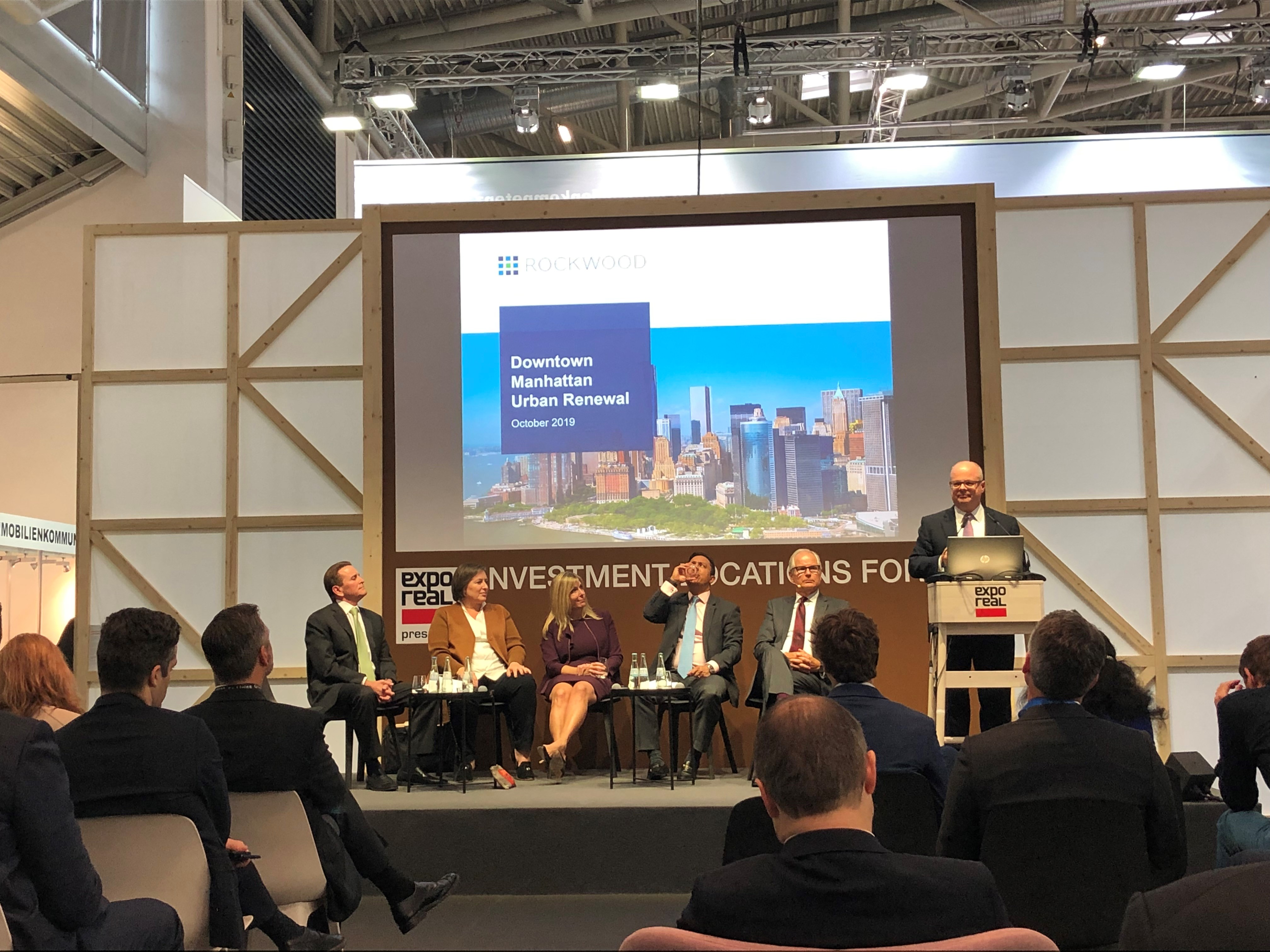 """""""The U.S. Real Estate Market: What's Next?"""" panel at Expo Real 2019"""