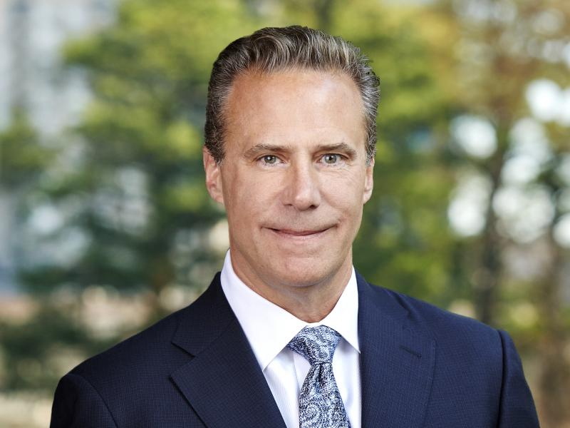 Brian Ward, Global CEO, Trimont Real Estate Advisors. Image courtesy of Trimont Real Estate Advisors