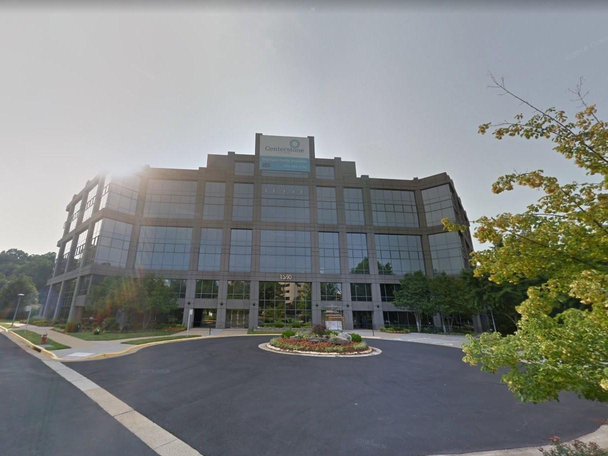 Centerstone at Tysons. Image via Google Street View