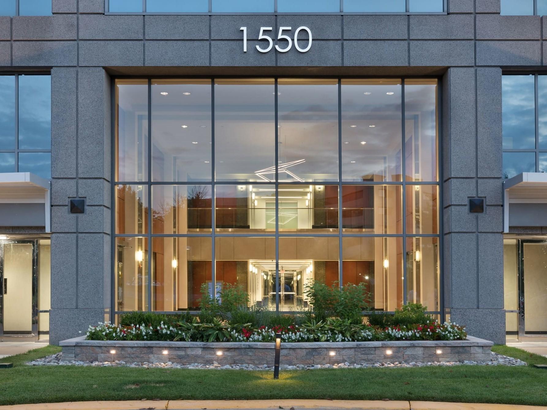 Centerstone at Tysons. Image courtesy of Rubenstein Properties