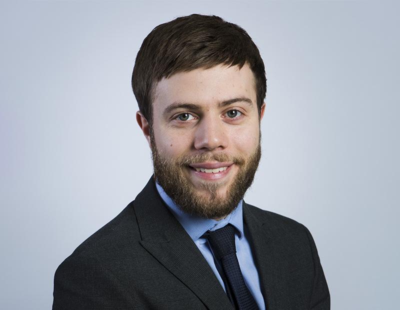 Tarrant Parsons, Economist, RICS. Image courtesy of RICS